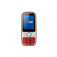 TIM Easy 4G Red Ελληνικό Μενού