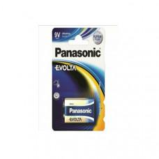 1 Panasonic Evolta 6 LR 61 9V block