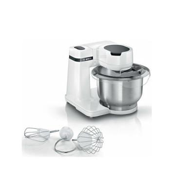 Bosch MUMS2EW00 Κουζινομηχανή 700W με Ανοξείδωτο Κάδο 3.8lt