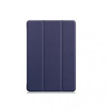 BOOK με Σιλικόνη Flip Cover Για Huawei MediaPad T5 10.1 Μπλε