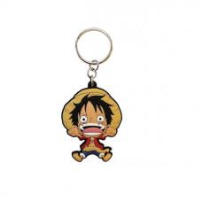 Abysse One Piece - Luffy Pvc Keychain (ABYKEY037)