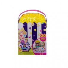 Mattel Polly Pocket: Un-Box-It Playset - Popcorn Shape Box (GVC96)