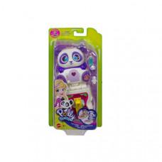 Mattel Polly Pocket: Flip & Find - Panda (GTM58)