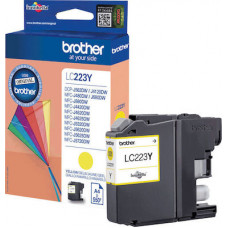Brother LC-223 Y yellow