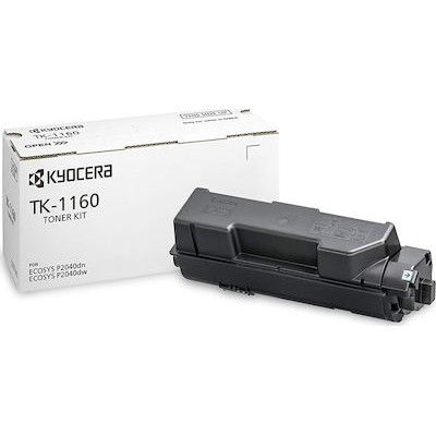 Kyocera Toner TK-1160 black