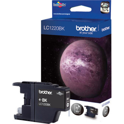 Brother LC-1220 BK black