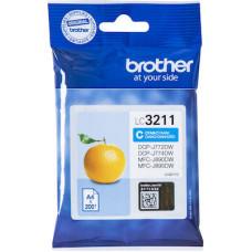 Brother LC-3211 C cyan