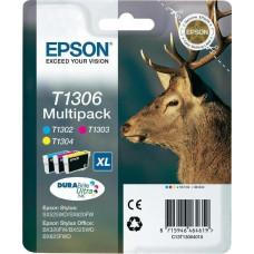 Epson DURABrite Ultra Multipack T 130                     T 1306