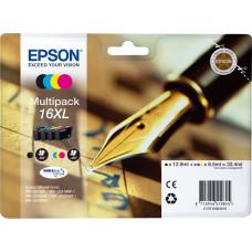 Epson DURABrite Ultra XL Multipack BK/C/M/Y T 163  T 1636