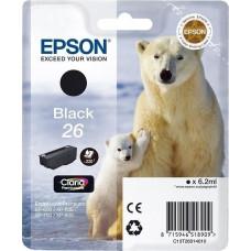 Epson ink cartridge black Claria Premium T 260      T 2601