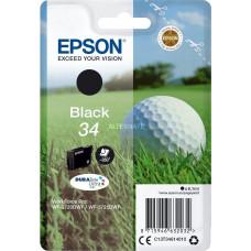 Epson ink cartridge black DURABrite Ultra Ink 34    T 3461