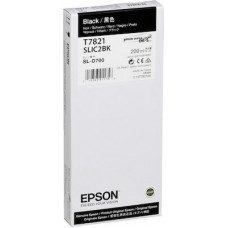 Epson ink cartridge black T 782 200 ml              T 7821