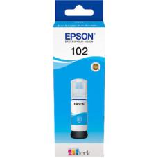 Epson EcoTank cyan T 102 70 ml               T 03R2
