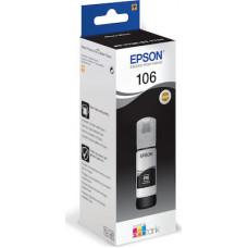 Epson EcoTank photo black T 106 70 ml               T 00R1