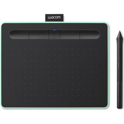 Wacom Intuos M Bluetooth Black - Mint Green