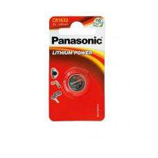 1 Panasonic CR 1632 Lithium Power