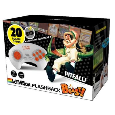 AtGames Console Activision Flashback Blast!