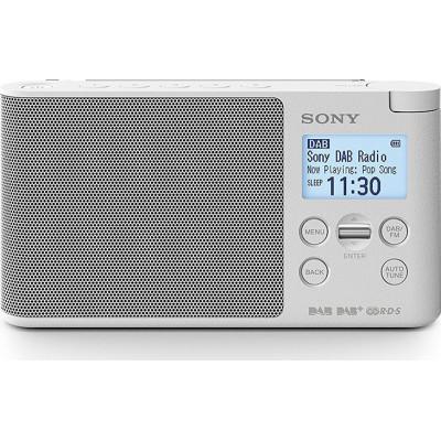 Sony XDR-S41DW white