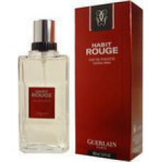 Guerlain Habit Rouge Eau de Toilette 50ml      - Original