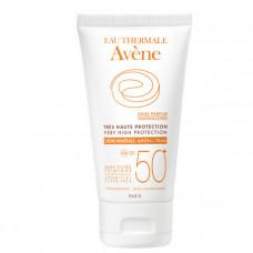 Avene  Very High Protection Mineral Cream Spf50+ 50ml
