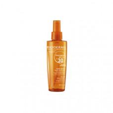 Bioderma Photoderm Bronz Dry Oil Spray Spf30 Sensitive Skin 200ml