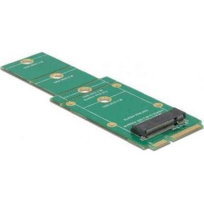 DeLock Adapter mSATA to M.2 NGFF