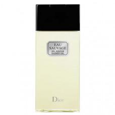 Dior Eau Sauvage Shower Gel 200ml