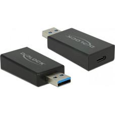 DeLock USB-A male - USB-C female (65689)