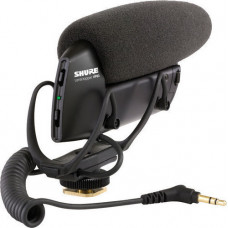 Shure VP83 condensed shotgun microphone