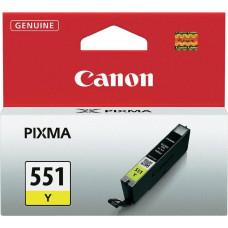 Canon CLI-551Y Yellow (6511B001)