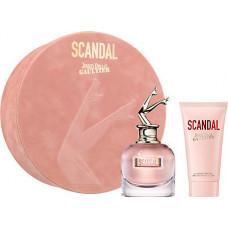 Jean Paul Gaultier Scandal Eau de Parfum 50ml & Body Lotion 75ml - Original