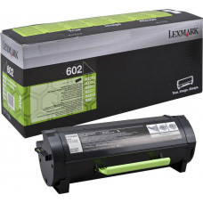 Lexmark 602 Black Toner Return (60F2000)