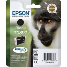 Epson DURABrite Ultra Ink T 089 ink cartridge black       T 0891
