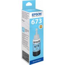 Epson 673 Light Cyan 70ml (C13T67354A)