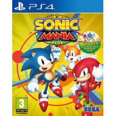 Sonic Mania Plus PS4