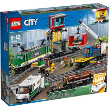 Lego City: Cargo Train 60198