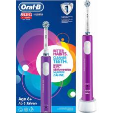Braun Oral-B Junior purple