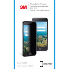 3M Privacy Screen Protector for Apple iPhone 6 6s 7 8