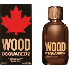 Dsquared2 Wood For Him Eau de Toilette 100ml      - Original