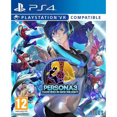 Persona 3: Dancing In Moonlight PS4