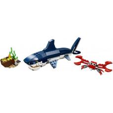 Lego Creator: Deep Sea Creatures 31088