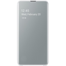 Samsung S-View Flip Book Λευκό (Galaxy S10e)