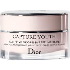 Dior Capture Youth Age-Delay Progressive Peeling Creme 50ml - Original