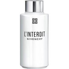 Givenchy L Interdit Shower Gel 200ml