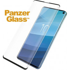 PanzerGlass Full Face Tempered Glass Black (Galaxy S10)