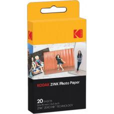 Kodak Zink Photo Paper A8 (2x3) 20 ΦύλλαΚωδικός: RODZ2X320
