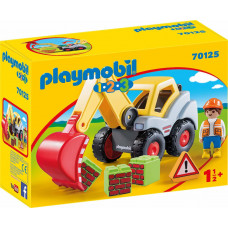 Playmobil 123: Shovel Excavator