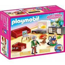 Playmobil Dollhouse: Cozy Livingroom