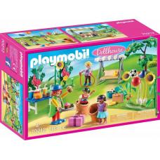 Playmobil Dollhouse: Childrens Birthday Party