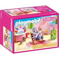 Playmobil Dollhouse: Nursery